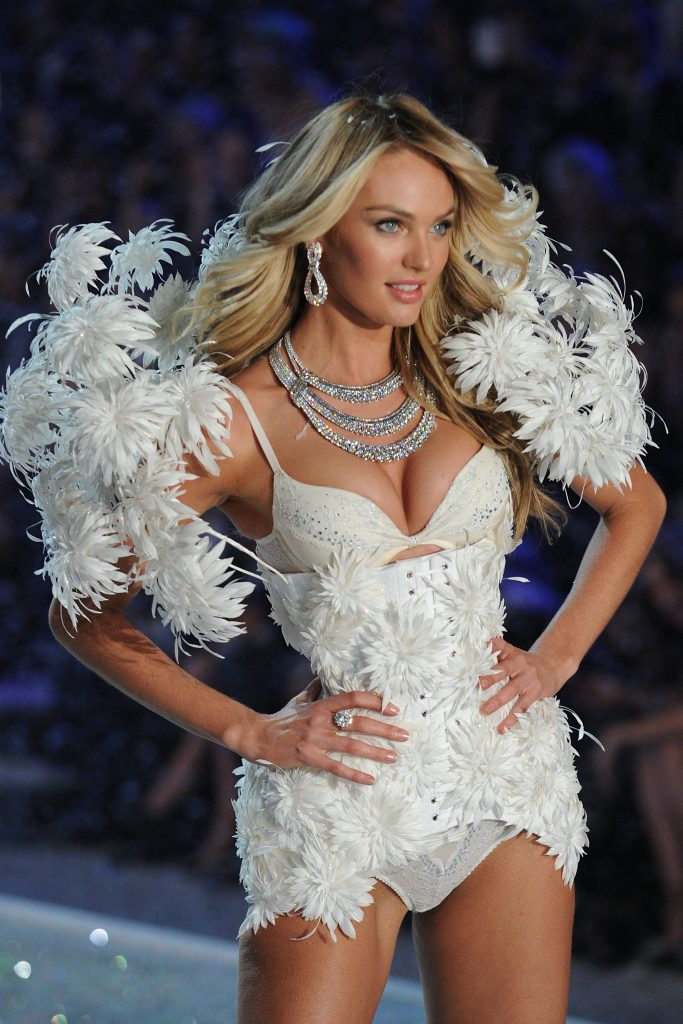 Victoria's Secret Fashion Show airs Dec 10th, 10pm ET/PT on CBS (Photo by Bryan Bedder/Getty Images for Swarovski)