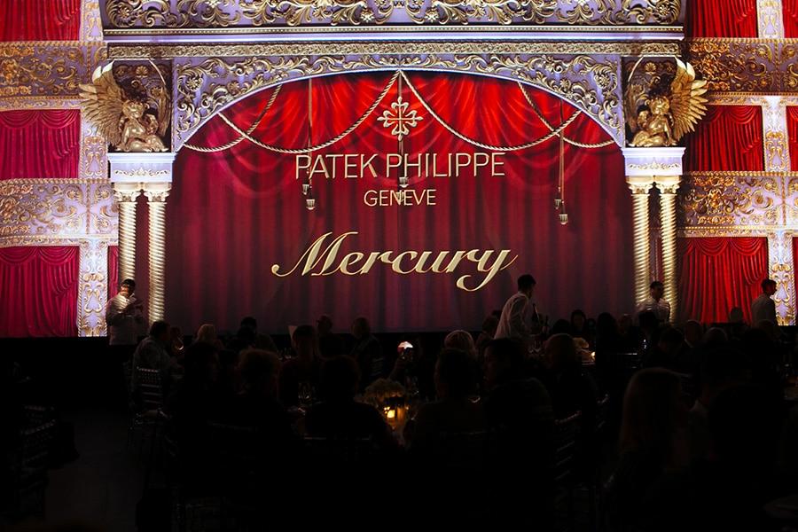 Patek Philippe start