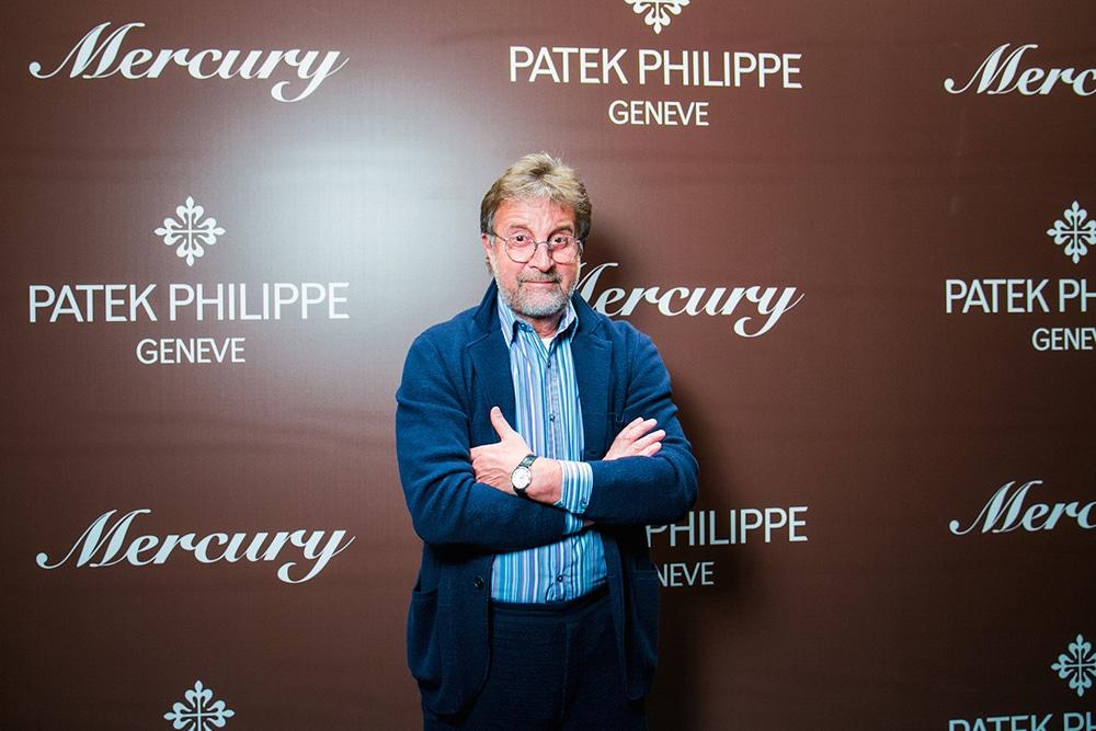 Patek Philippe Леонид Ярмольник