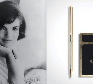 S.T.Dupont для Жаклин Кеннеди