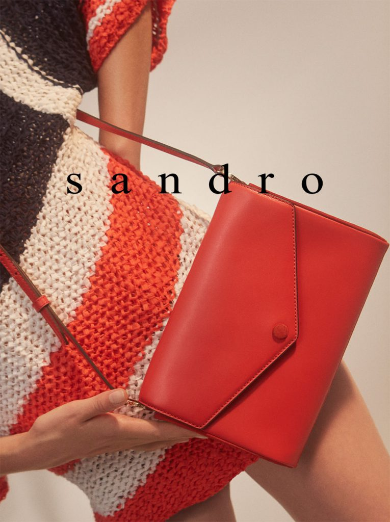 Sandro SS2017 - accessories