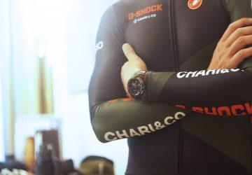 Коллаборация G-Shock и Chari&Co