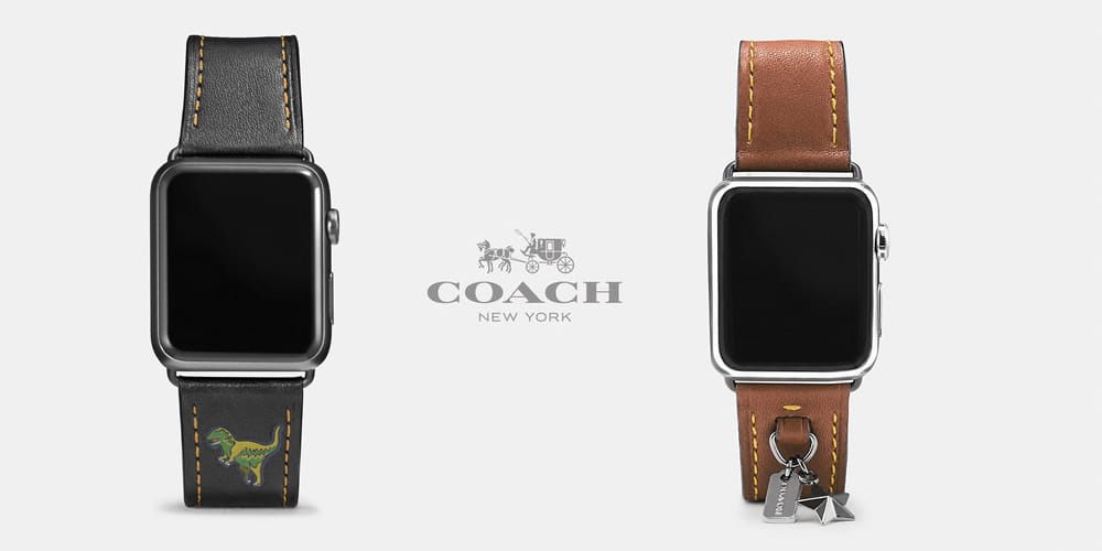 Coach for iWatch