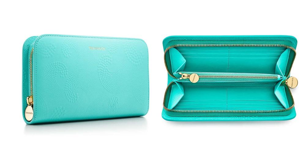 Tiffany classic wallet