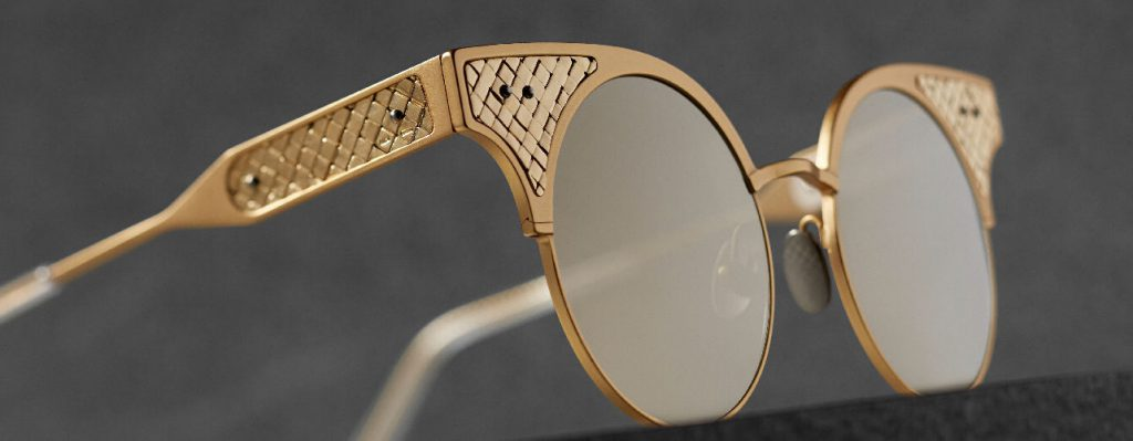 Bottega Veneta BV15 - sunglasses limited edition