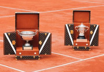 Louis Vuitton Roland Garros 2017