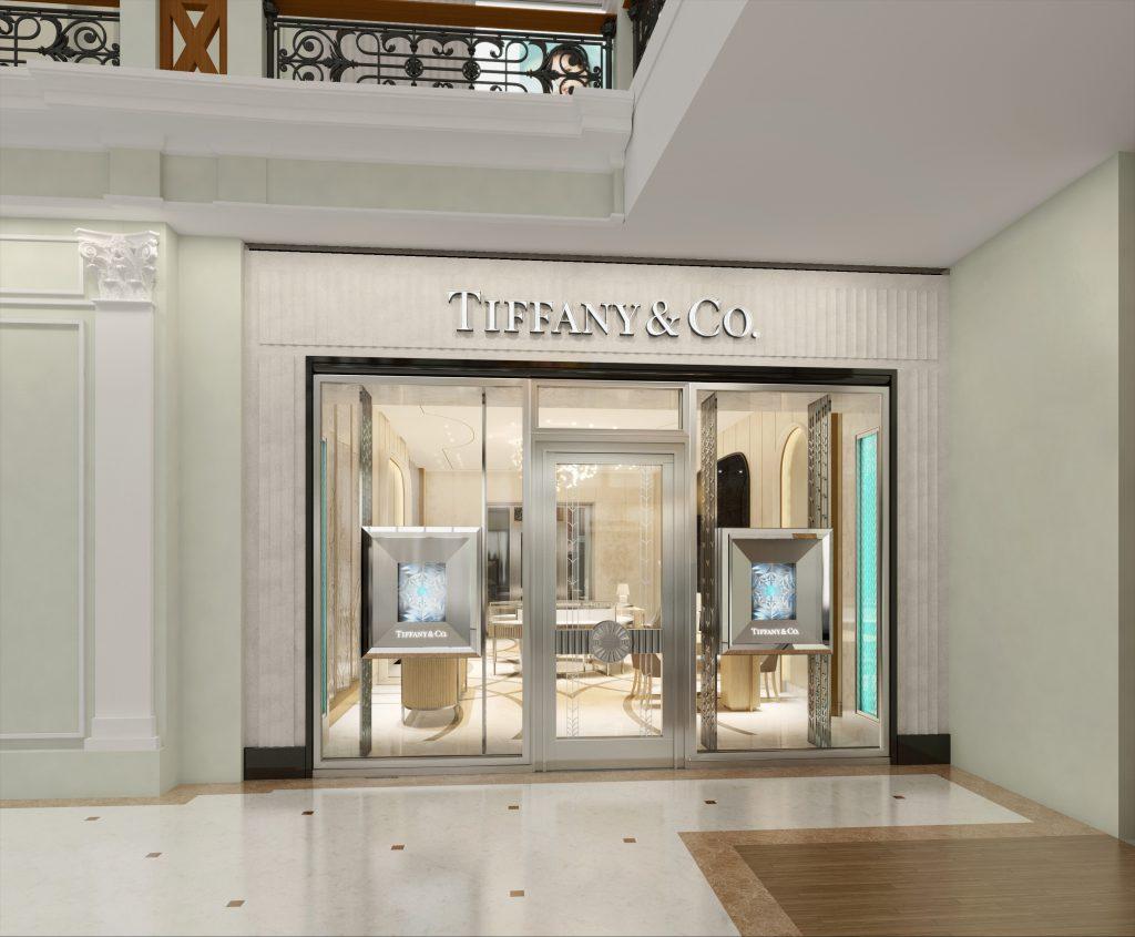 Tiffany&Co. Moscow