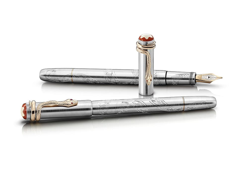 Montblanc - Heritage 1906 - Solitare family