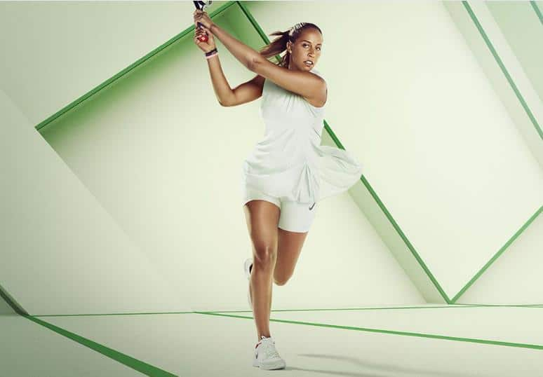 Wimbledon - Madison Keys - Nike