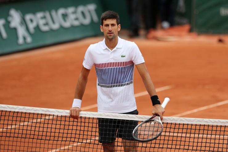 Wimbledon 2017 - Novak Djokovic - Lacoste