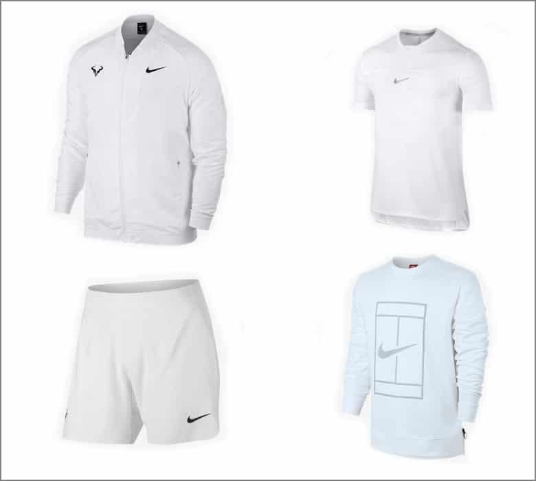 Wimbledon - Rafael Nadal - Outfit