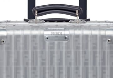 Fendi x Rimowa 80th Anniversary Cabin Trolley