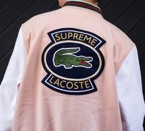 Lacoste x Supreme