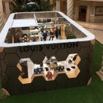 Louis Vuitton - FIFA Popup store - Crocus City Mall