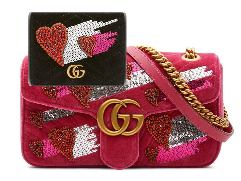 Gucci for Chinese Valentine's Day