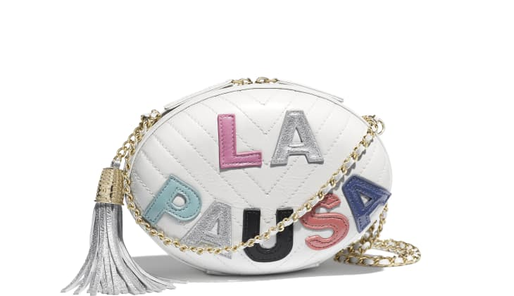 Chanel Evening Bag - cruise 18-19