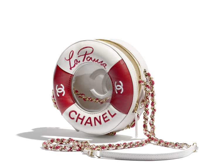 Chanel Round bag - cruise collection 18-19
