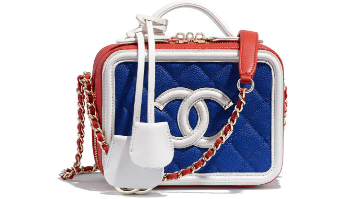 Chanel Vanity bag - cruise collection 18-19