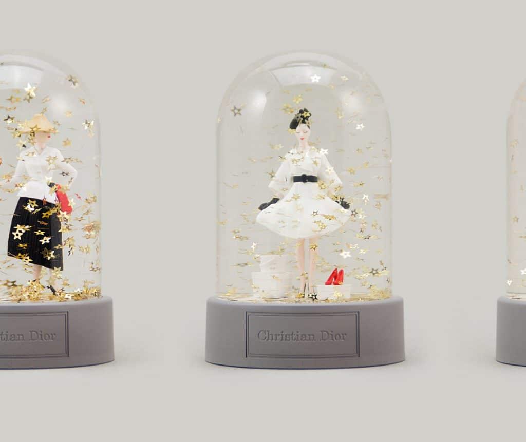 Christian Dior Snow Globe