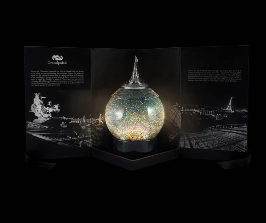 Snow globe — Grandpalais