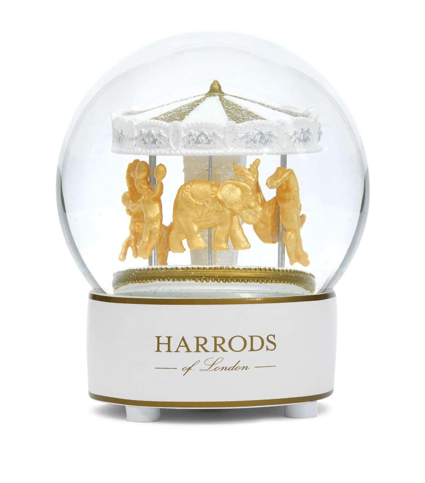 Harrods — Snow Globe