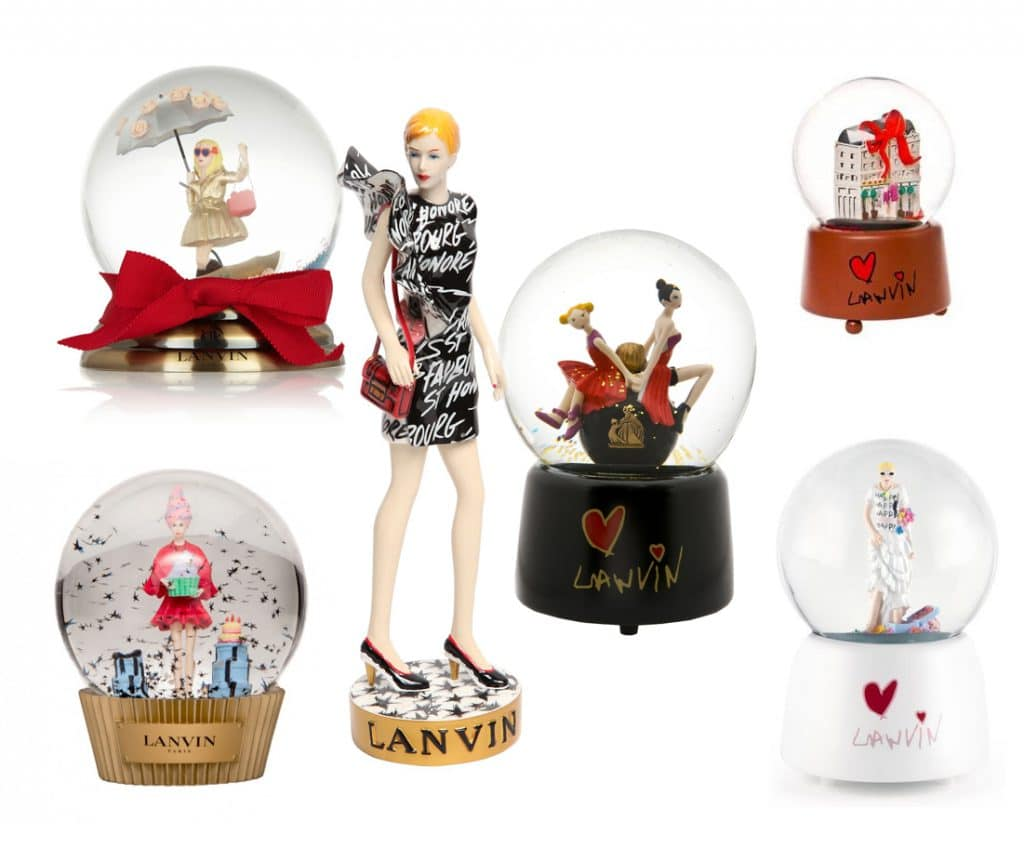 Lanvin Snow Globe - Collection