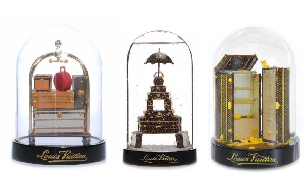 Louis Vuitton Snow Globe