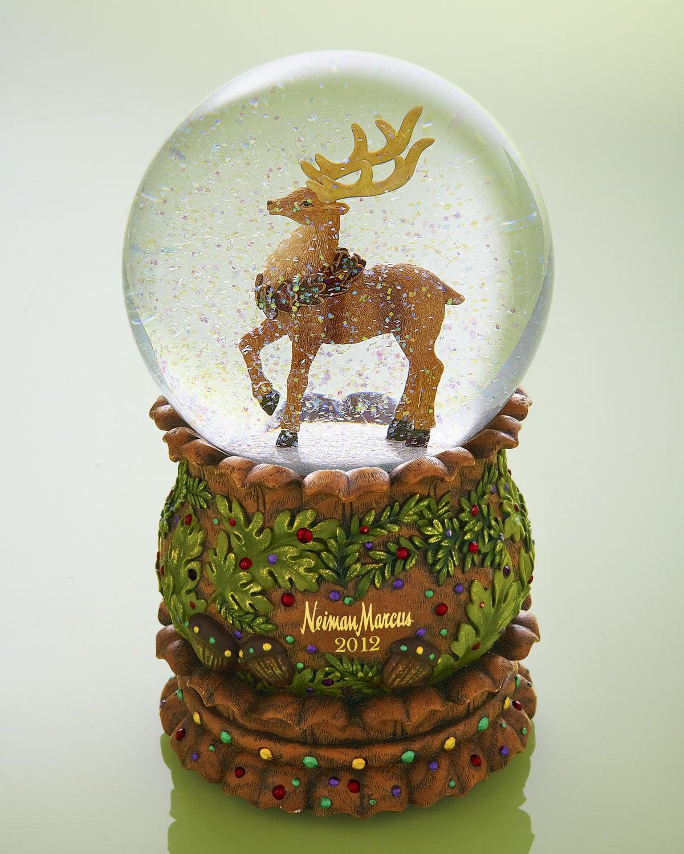 Neiman Marcus Snow Globe — 2012