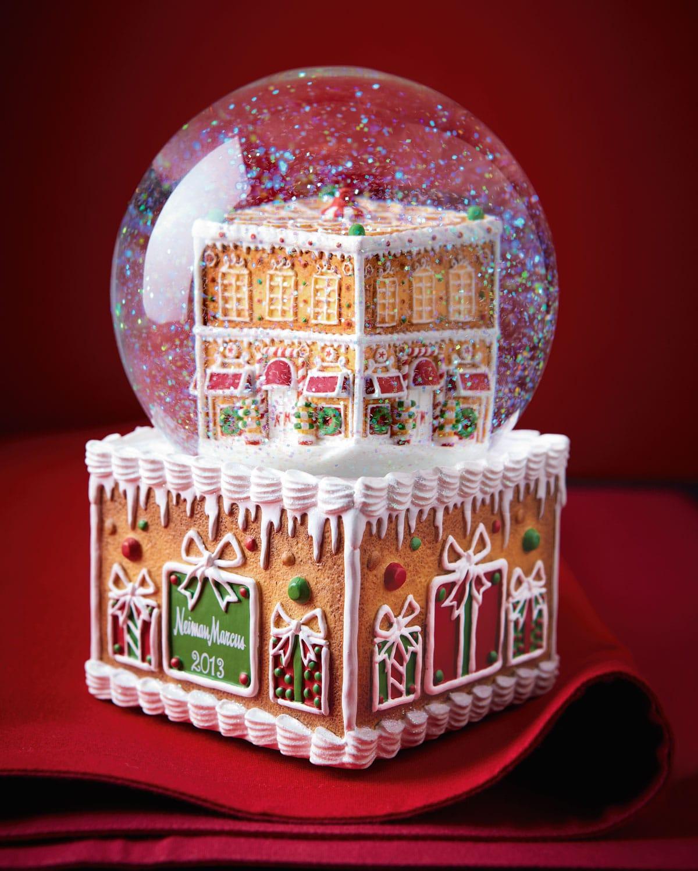 Neiman Marcus Snow Globe — 2013