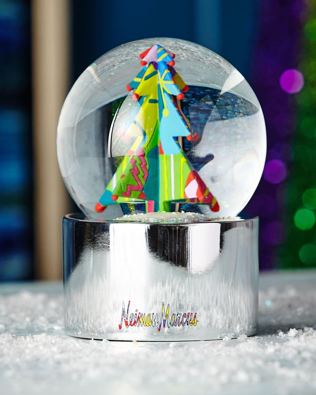 Neiman Marcus Snow Globe — 2017 — 110 years Anniversary