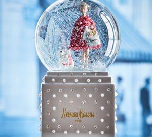 Neiman Marcus Snow Globe — 2018 _1