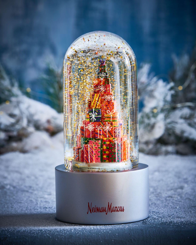 Neiman Marcus Snow Globe — 2018