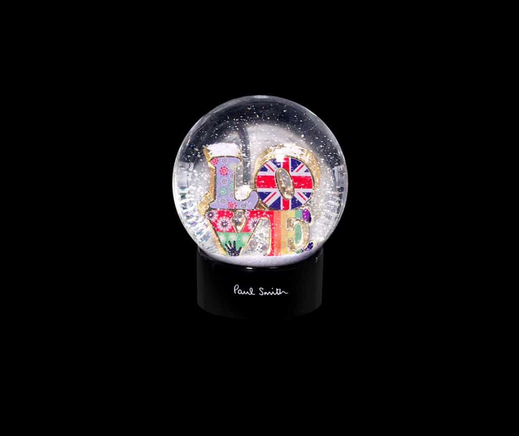 Paul Smith Snow Globe