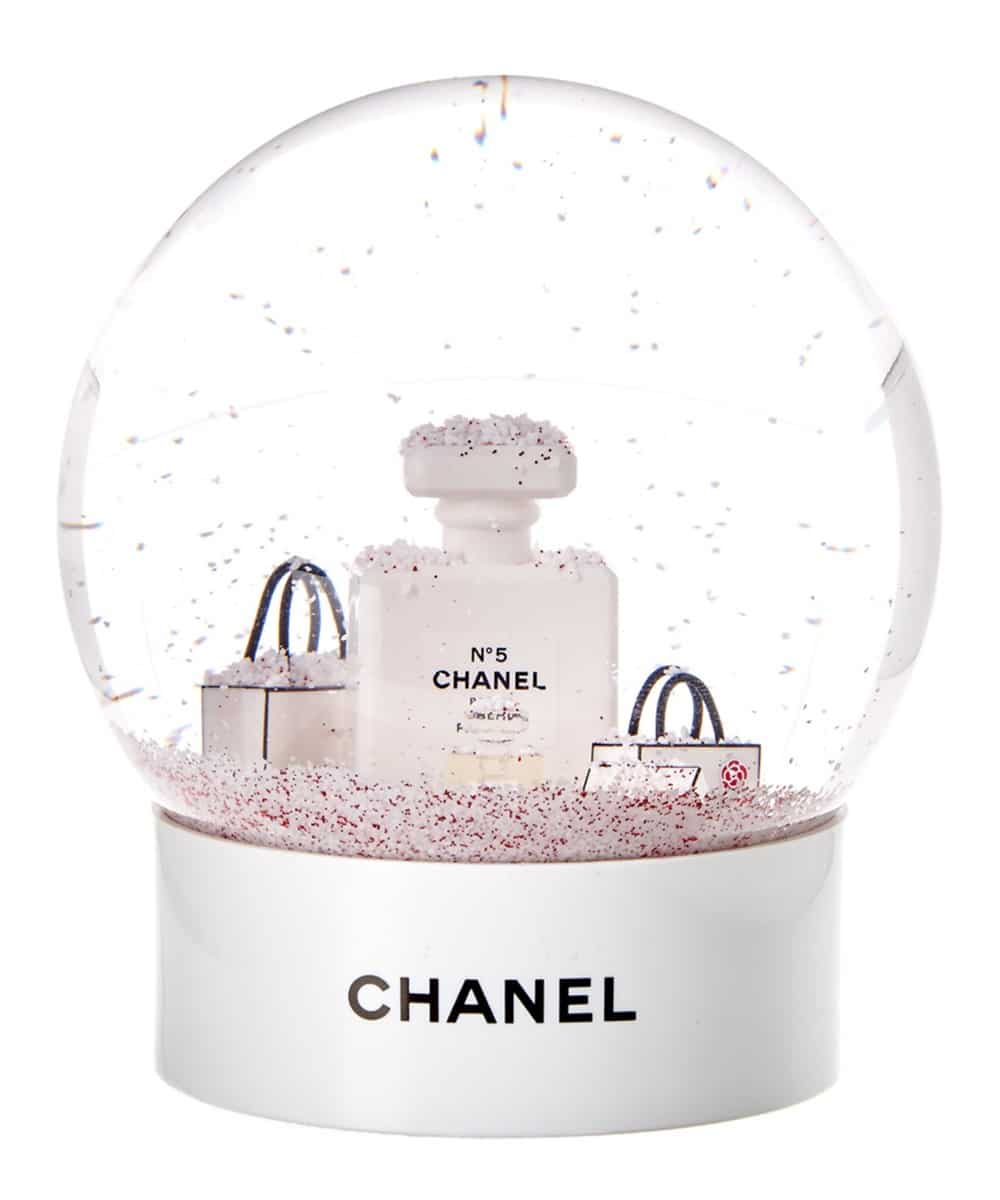 Chanel Snow Globe — Parfum