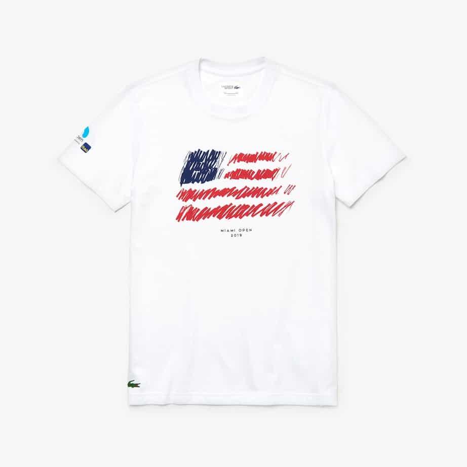 Lacoste Miami Open 2019 / t-shirt