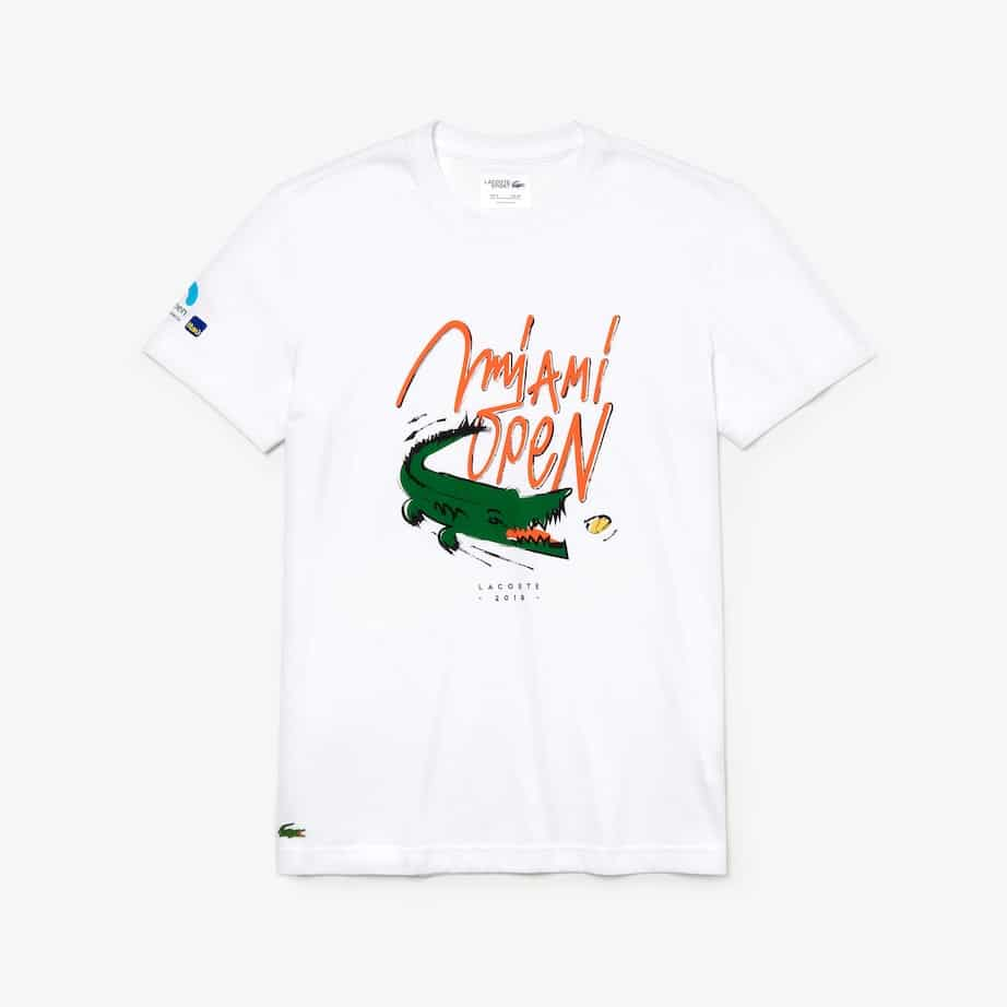 Lacoste Miami Open 2019 / t-shirt