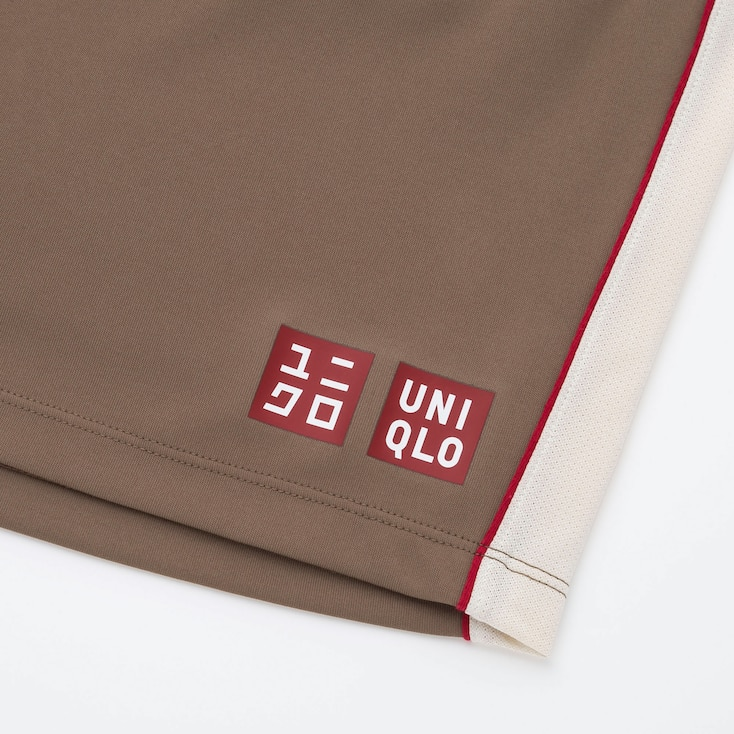 Roger Federer on Roland Garros 2019 Uniqlo Outfit