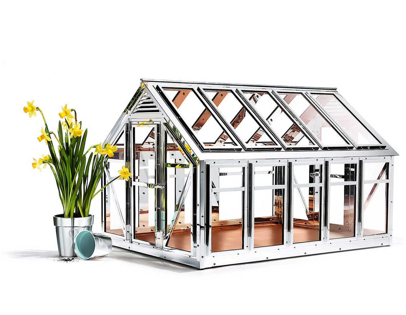 Very Very Tiffany — Greenhouse