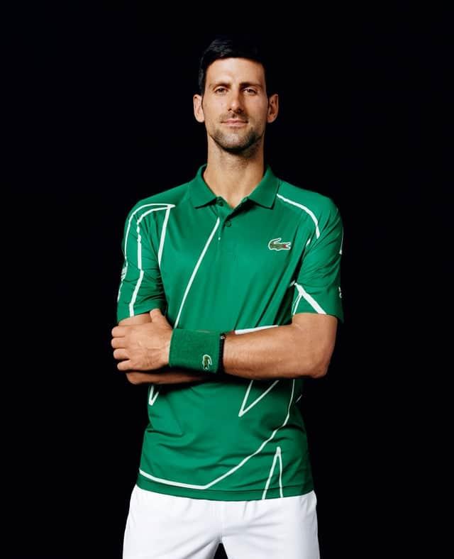 Novak Djokovic - Australian Open 2020