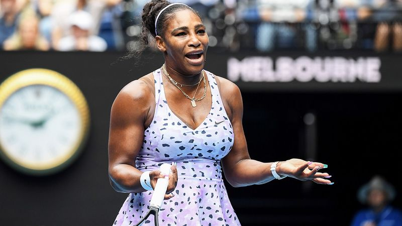 Serena Williams - Australian Open 2020 - Nike