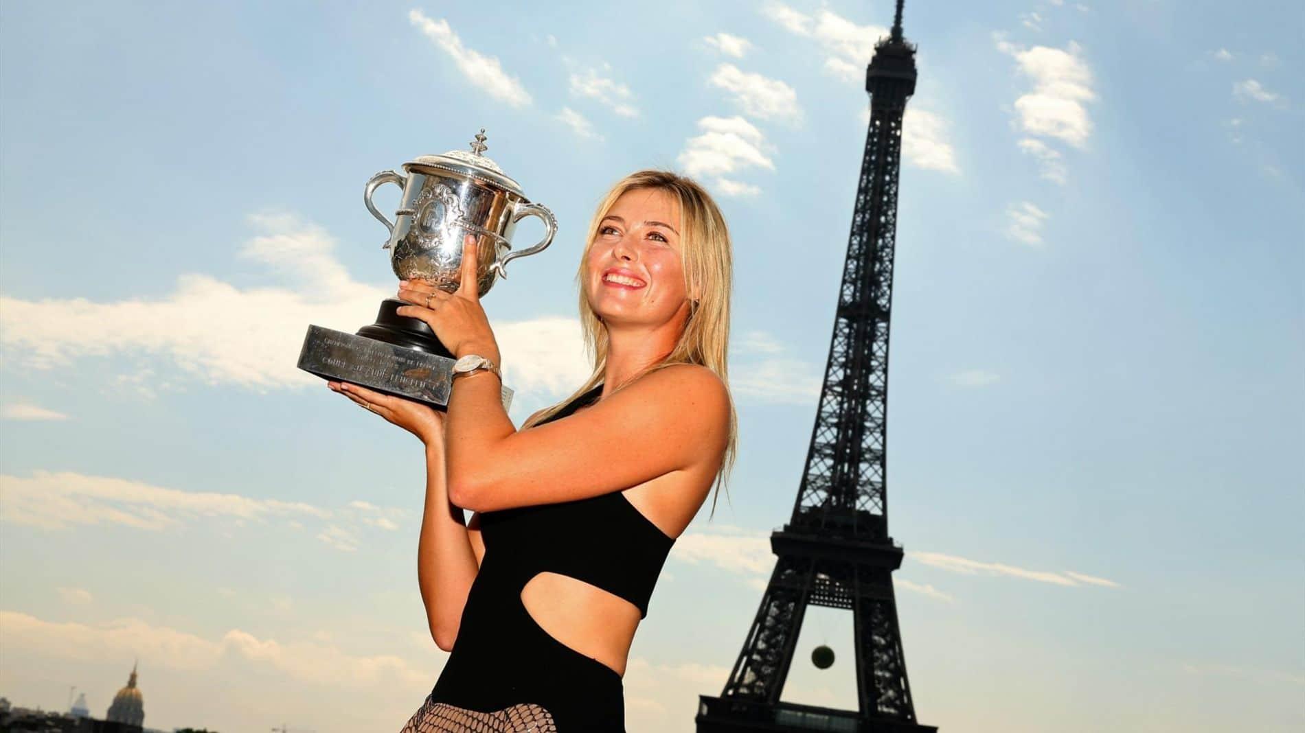 Maria Sharapova, Roland Garros 2014