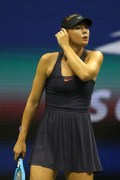 Maria Sharapova, US OPEN 2019