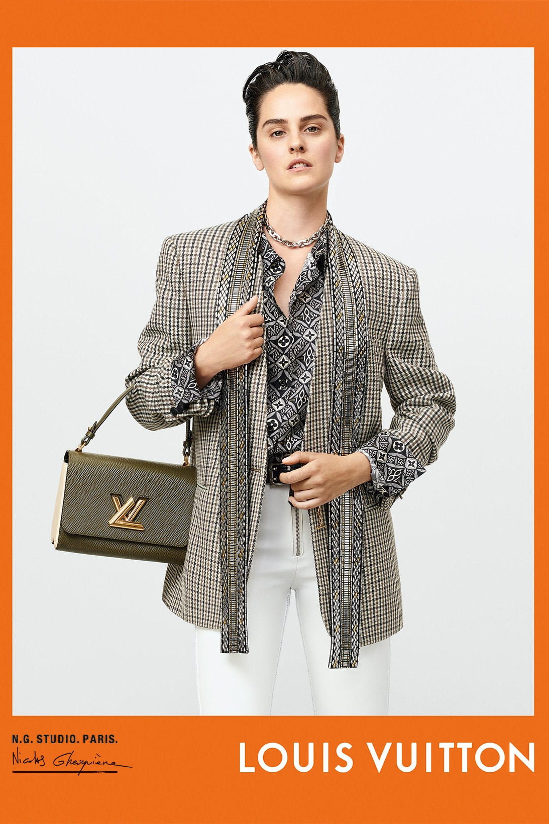 Campaign: Louis Vuitton FW2020