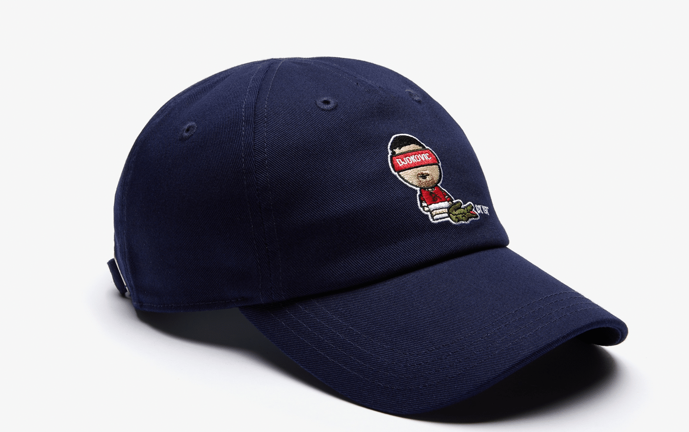 Collab: Lacoste x YSY Cotton Cap
