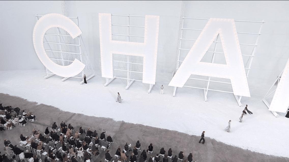 Chanel SS21 Runaway - Grand Palais